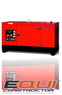 Generadir De Diesel Equiconstructor