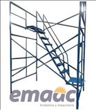 Escalera para andamio tradicional emaac