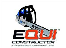 Motosierra 45cc cg520 equiconstructor
