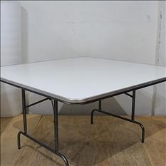Mesas cuadradas plegables para fiestas al mejor precio