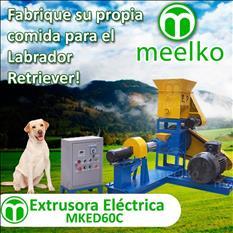15kW - MKED060C Extrusora para pellets