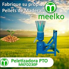PTO Pellets - Máquina