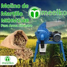 Martillo- Molino (Arroz silvestre)