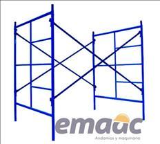 Estructura de andamio tradicional estándar