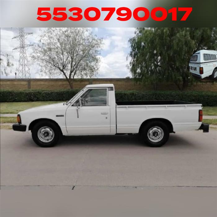Nissan Pick Up 1993 Blanco