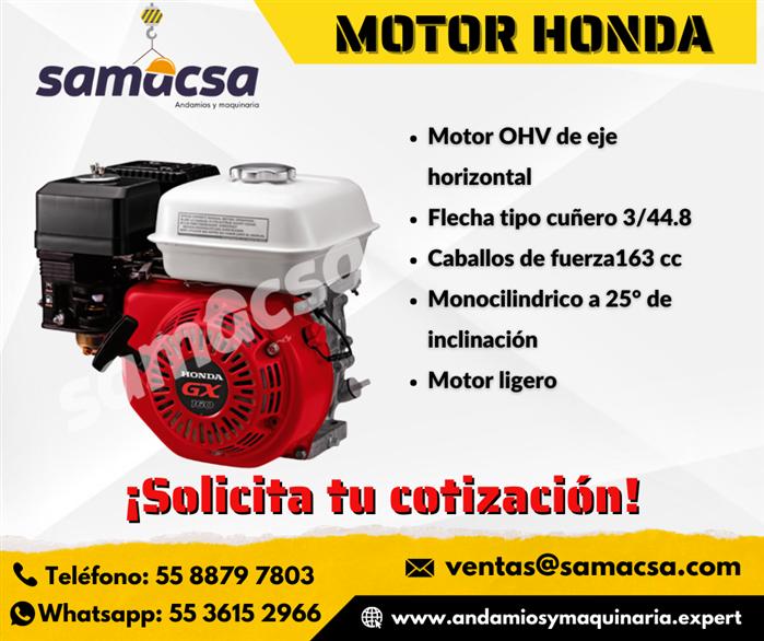 Motor A Gasolina Honda