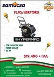 Placa Vibratoria Hypermaq