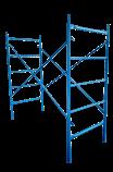 Andamio barandal equiconstructor