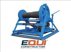 Malacate para elevar 1 tonelada equiconstructor