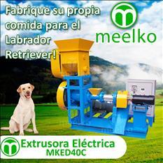 6 KW - MKED040C Extrusora para pellets