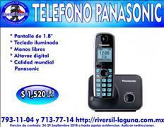TELEFONO INALAMBRICO PANASONIC KX-TG4111