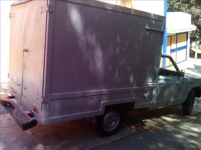 Pick Up Datsun Estaquitas Original Remato