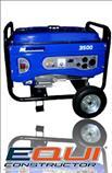 3500w generador eléctrico equiconstructor