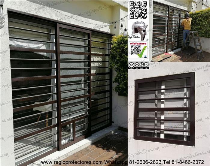 Regio Protectores - Protectores Instal Puerta