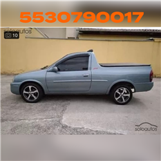 Chevrolet Chevy 2003 Pickup