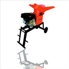 Picadora 3000 motor gasolina 9 HP chasis lineal