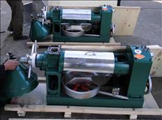 80-125 kg/hr Prensa extrusora (aceites)