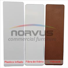 Venta de tablones rectangulares diferentes superficies