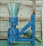 Peletizadora, gallinaza y fertilizantes  - MKFD200P