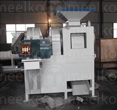 4 Toneladas hora - MKBC04 Prensa - hacer carbón en briquetas