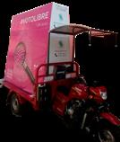 Publicidad móvil en vallas y motovallas