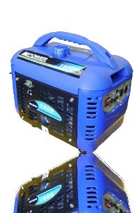 Generador Eléctrico Mpower 2200