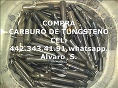 BROCAS DE CARBURO DE TUNGSTENO COMPRA VENTA