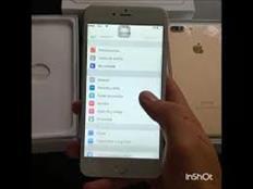 Celulares iphone 7 plus/32gb