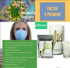 Factor K Premium de Aleph Suir