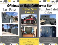 SUCURSALES DE OFICINAS EN BAJA CALIFORNIA SUR