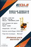 Rodillo sencillo pr8amp13 cipsa equiconstructor