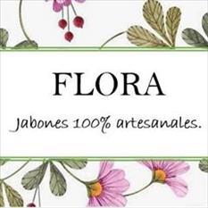 100% NATURALES Y ARTESANALES JABONES FLORA