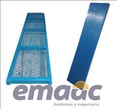 Plataformas para andamio emaac