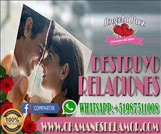 DESTRUYO RELACIONES ANGELA PAZ +51987511008