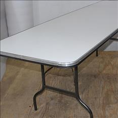 Mesas banqueteras rectangulares al mejor precio