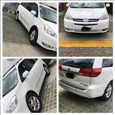 Toyota Sienna EXL LIMITED