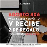 RENTA 4 MESES OFICINA VIRTUAL LEÓN Y RECIBE 2 MESES GRATIS