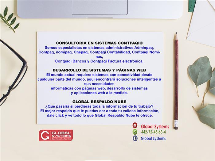 Distribuidor Contpaqi En Querétaro