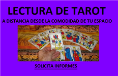 LECTURA DE TAROT DESDE TU ESPACIO