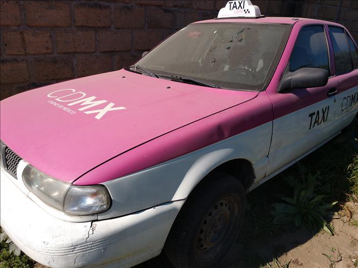 TAXI 1019 Con Placas