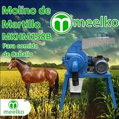 (Caballo - comida) Molino de martillo MKHM158B