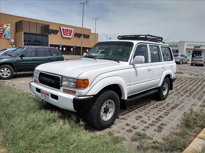 Toyota Land Cruiser 1991 4X4