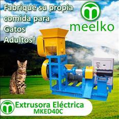 30-40kg/h 5.5kW - MKED040C Extrusora