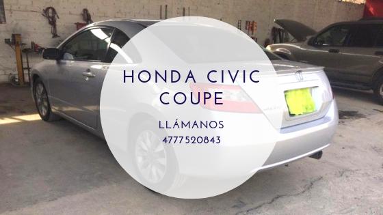 HONDA CIVIC COUPE EN VENTA DESDE $214000