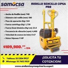 Rodillo Cipsa Sencillo