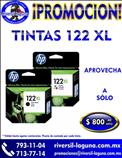TINTAS 122 XL HP