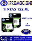 TINTAS 122 XL HP
