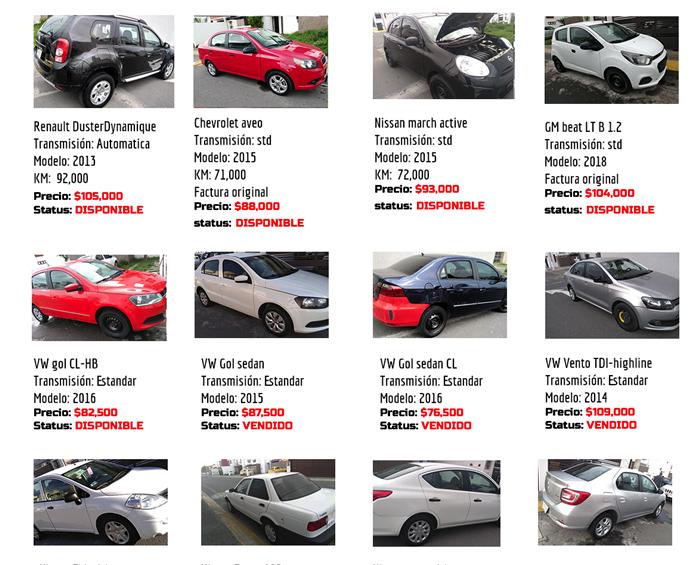 Venta De Autos Accidentados Y Recuperados De Financieras