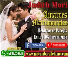 UNION MATRIMONIALES JUDITH MORI +51997871470