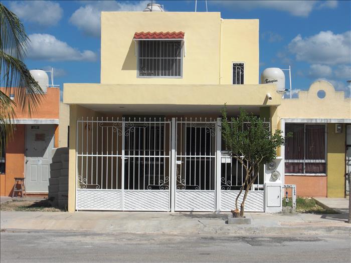 CASA EN MÉRIDA, YUCATÁN